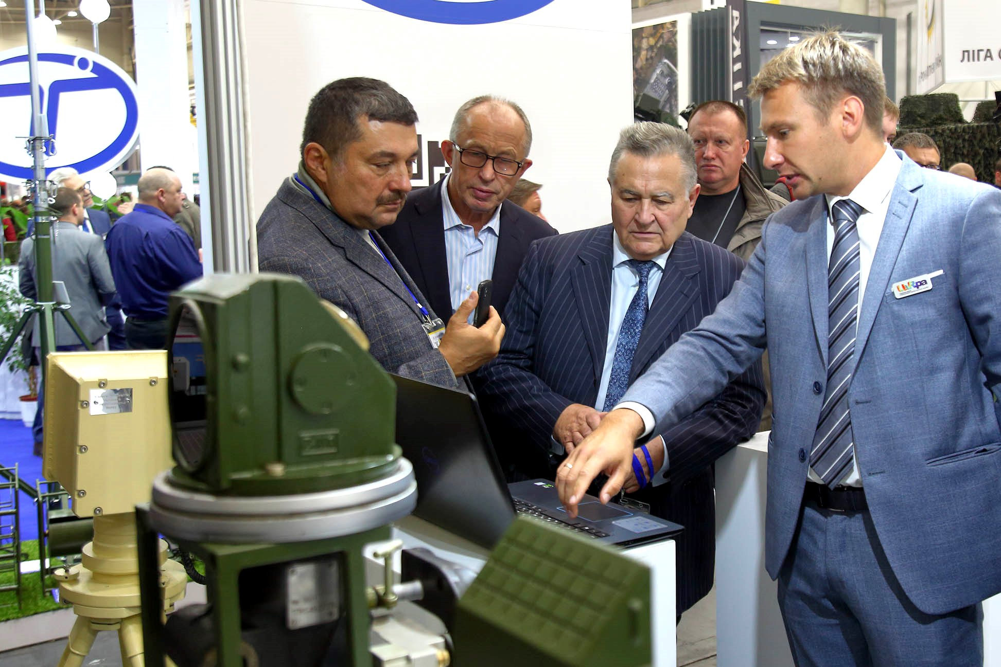 "UA.RPA participated in 16th international specialized exhibition ""Arms And Security - 2019"" (4)"